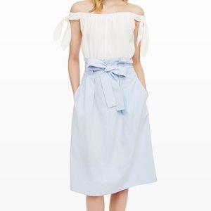 NWT Club Monaco High Waisted Dilys Skirt